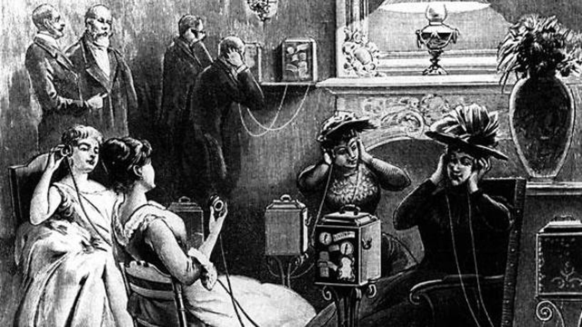Спотифай XIX века: как королева Виктория слушала театр по телефону - 4
