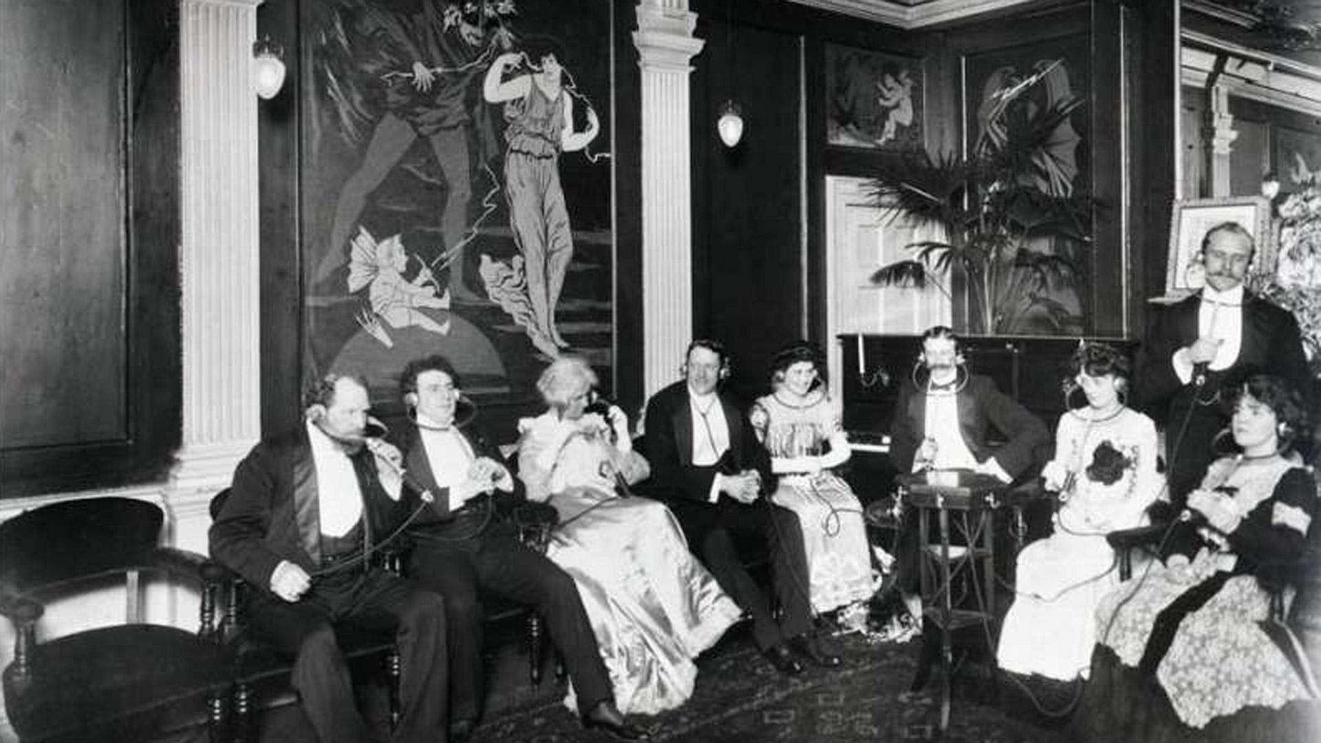 Спотифай XIX века: как королева Виктория слушала театр по телефону - 6