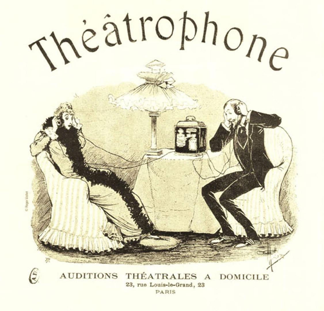 Спотифай XIX века: как королева Виктория слушала театр по телефону - 1