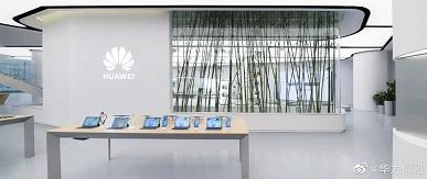 Huawei открыла первый магазин с виртуальным продавцом AR Panda