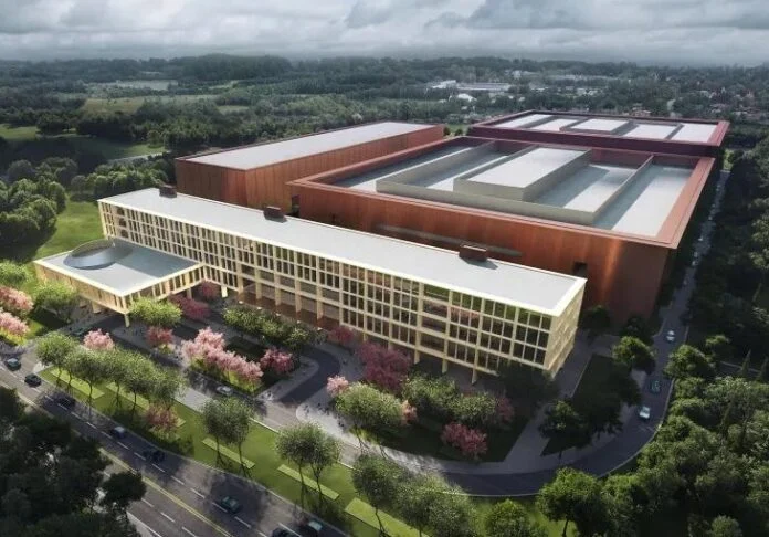 Huawei построила свой первый завод по производству микросхем