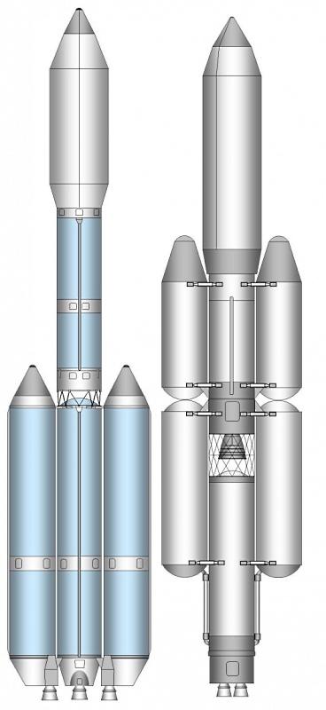 «Ангара»: Гадкий лебедь российской космонавтики - 2