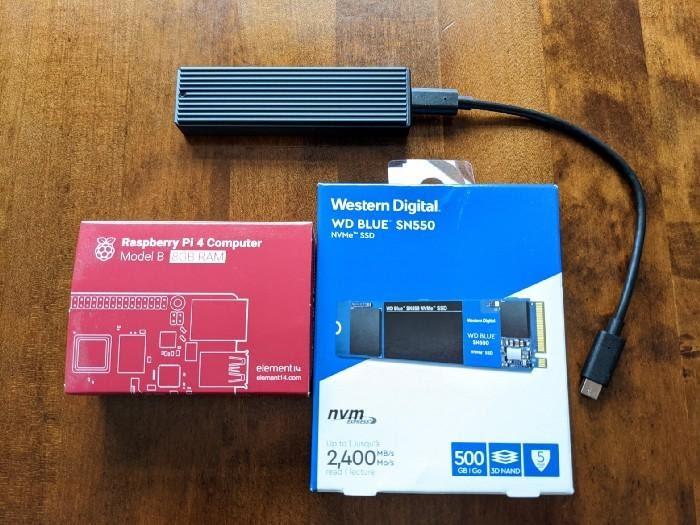 Расширение возможностей Raspberry Pi с помощью загрузочного NVMe-диска - 2