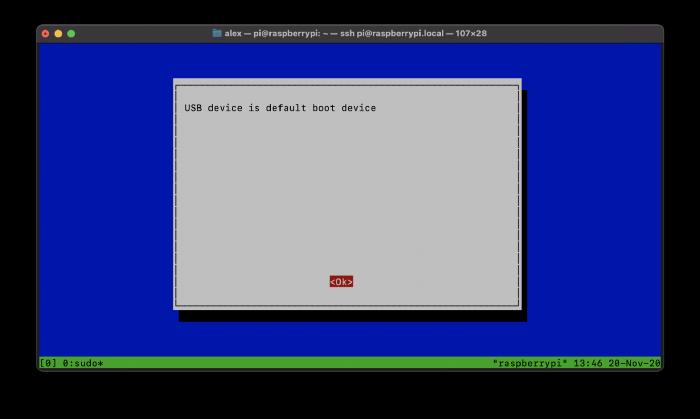 Расширение возможностей Raspberry Pi с помощью загрузочного NVMe-диска - 4