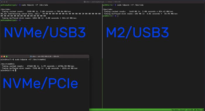 Расширение возможностей Raspberry Pi с помощью загрузочного NVMe-диска - 7