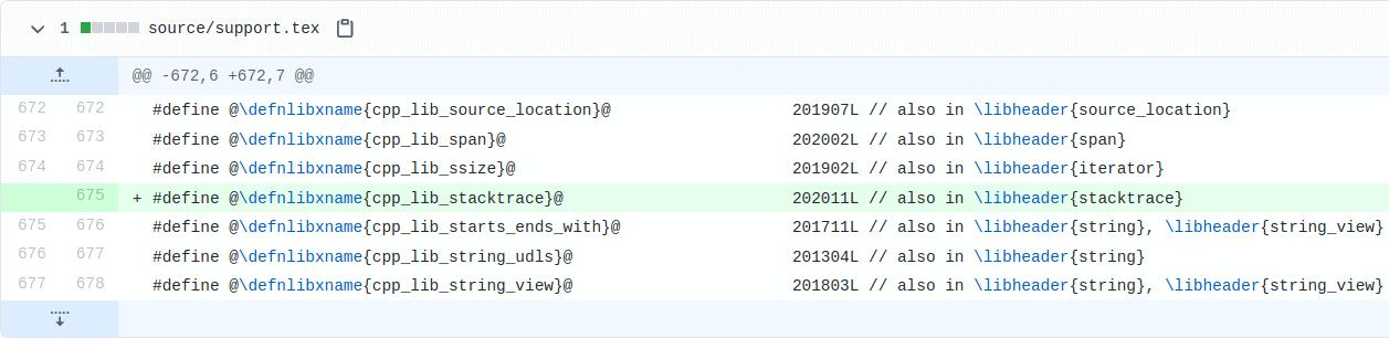 С++23: международный стандарт на удалёнке - 1