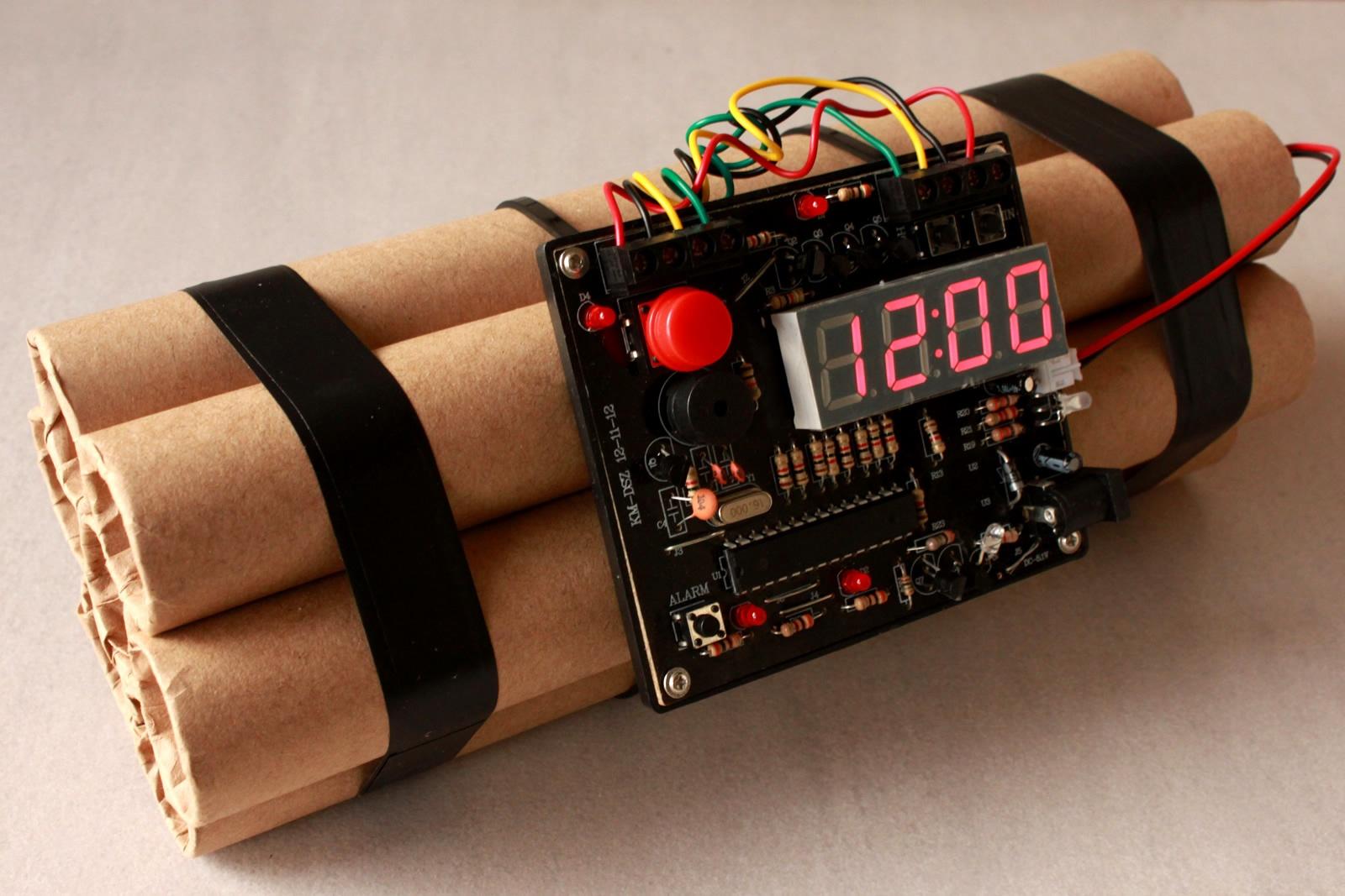 Это просто бомба или почему взрываются электронные устройства - 1