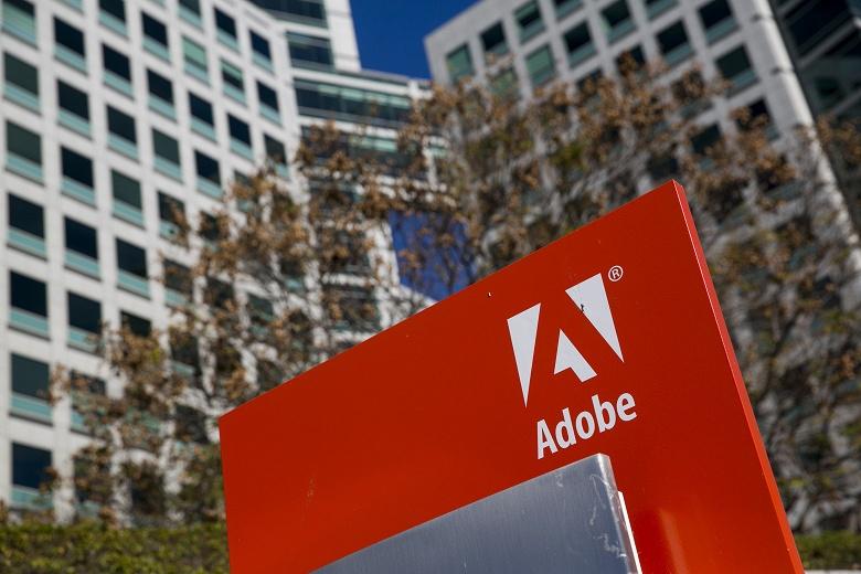 Компания Adobe отчиталась за квартал и год в целом - 1