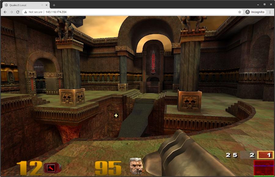 Quake III Arena, Kubernetes (k3s) и Raspberry Pi - 1