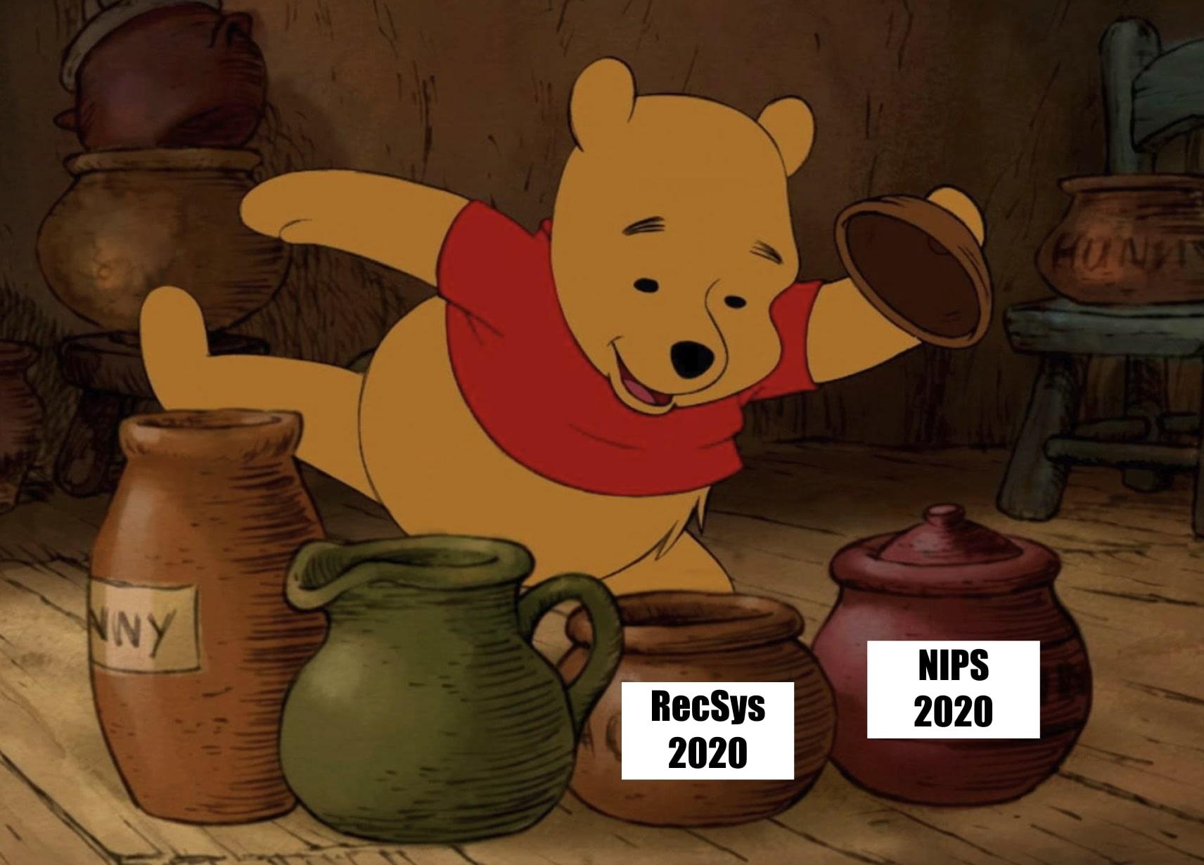 Разбор статей конференции RecSys 2020 - 1