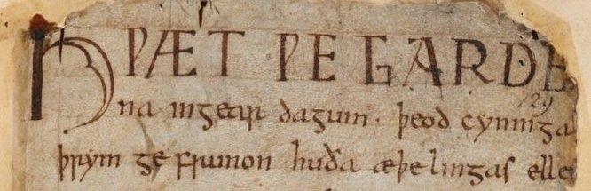 Самые старые слова в английском языке, которые и сейчас в ходу - 1