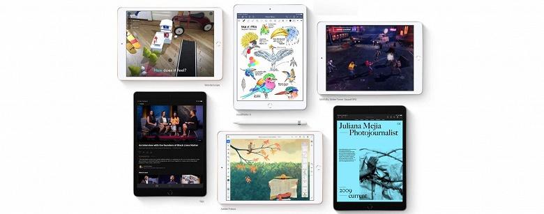Apple A13, 4/64 ГБ и лёгкий корпус за $299. Таким может быть новый iPad