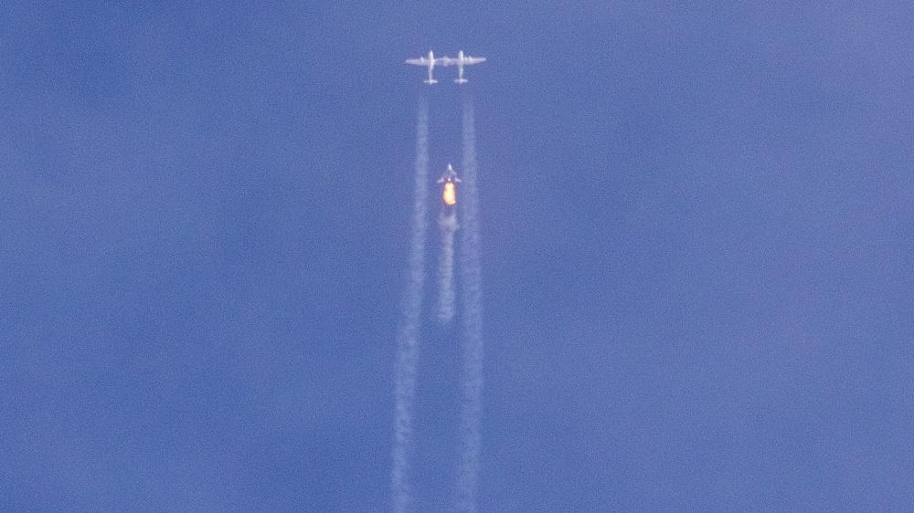 SpaceShipTwo не завелся - 2