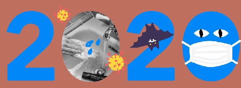 Коронавирус втрое популярнее Путина: названы самые обсуждаемые темы 2020 года во ВКонтакте