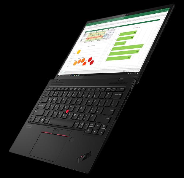 От 2300 долларов: стала известна стоимость 13-дюймового 900-граммового ноутбука Lenovo ThinkPad X1 Nano в Европе