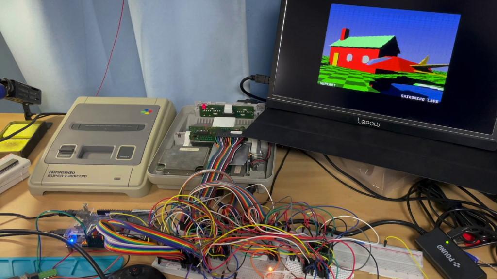 SuperRT — чип для рейтрейсинга на Super Nintendo - 2