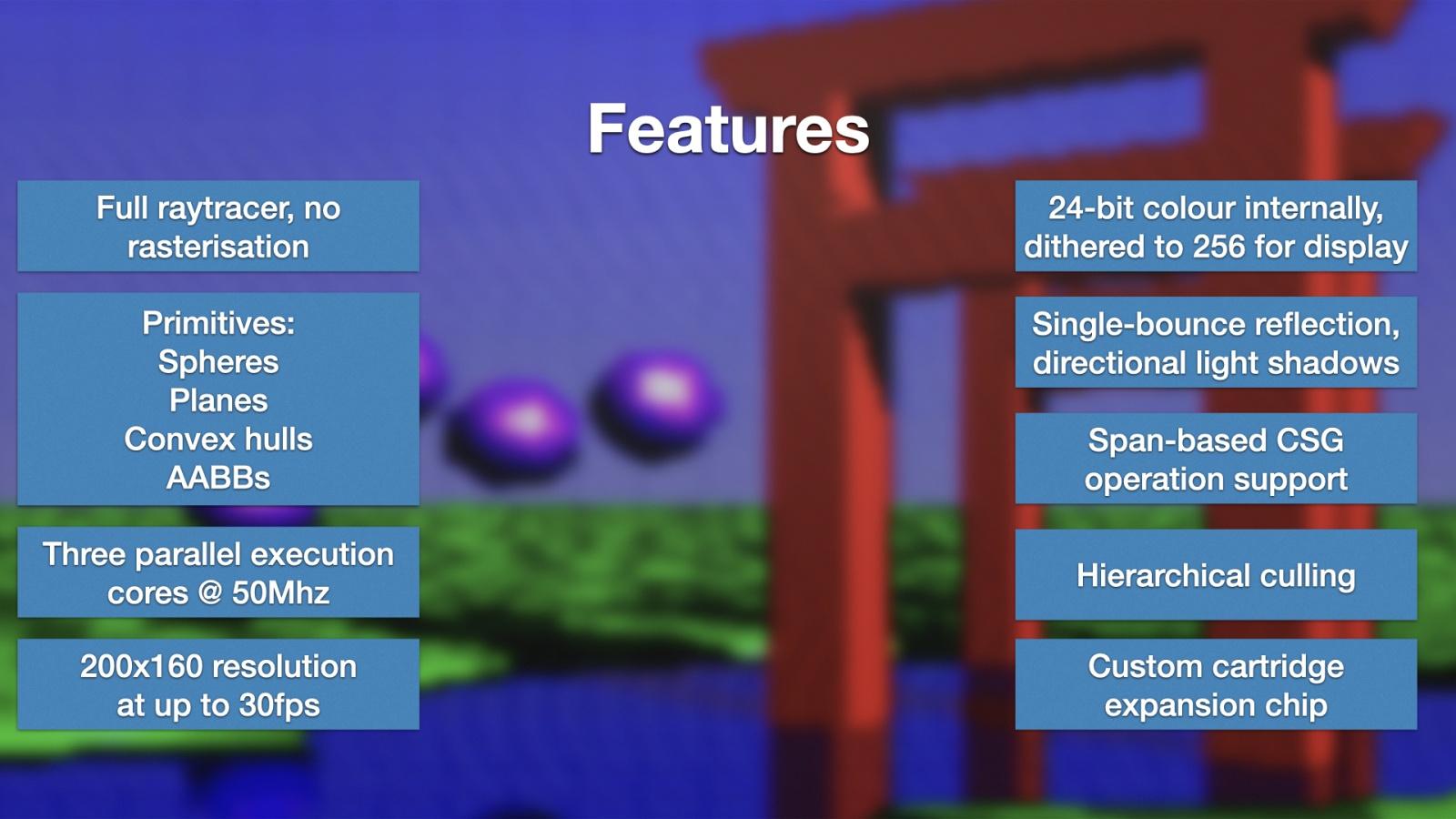 SuperRT — чип для рейтрейсинга на Super Nintendo - 4