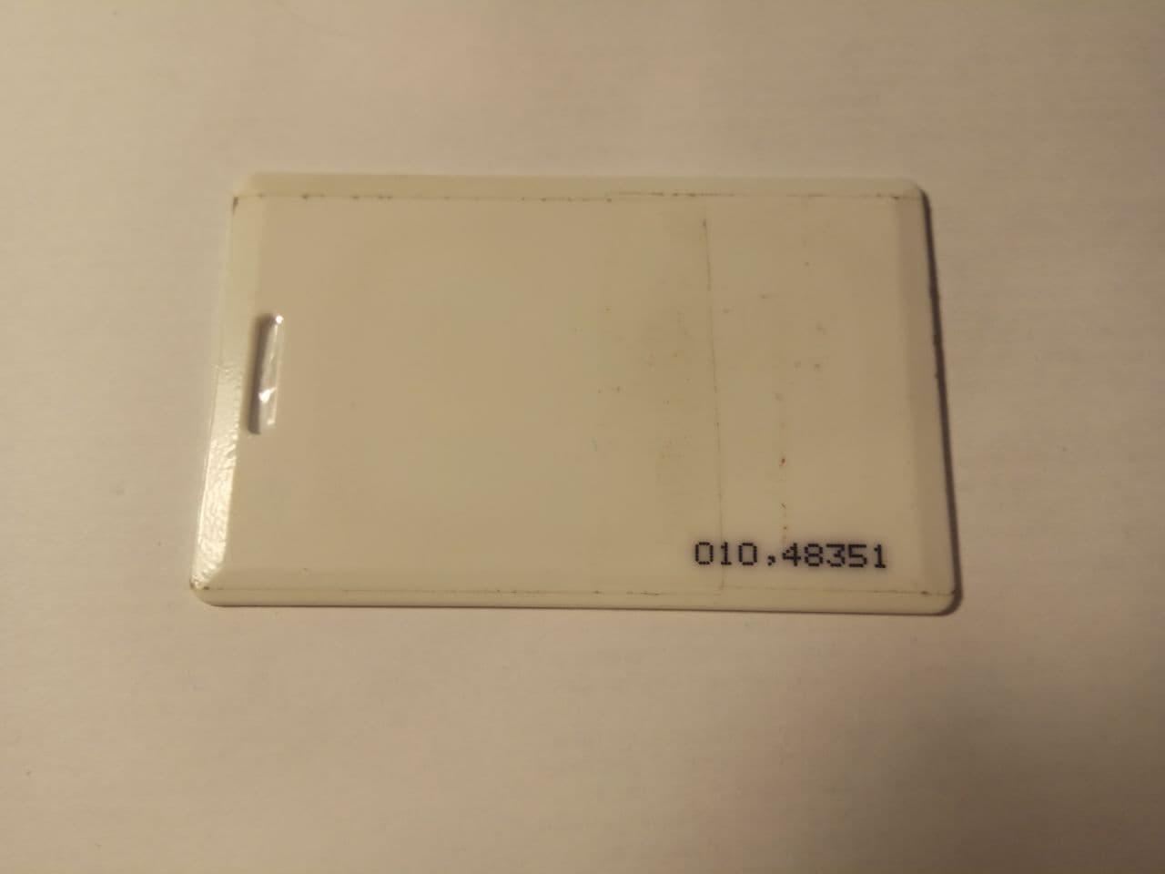 Эмулятор RFID на Arduino - 9