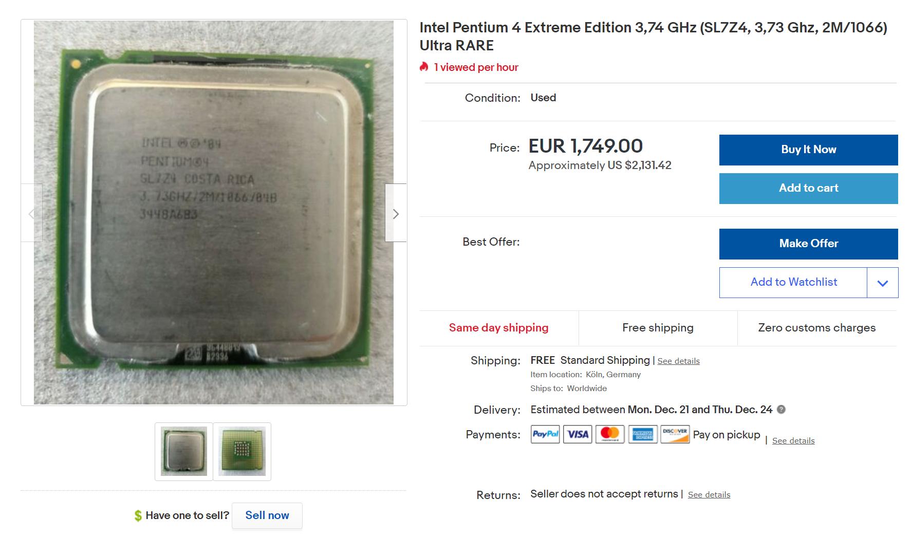 Горячий Pentium 4 и народная любовь - 14