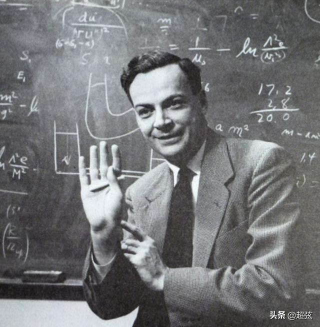 Тот, кто гасит свет. Фейнманий и глубины таблицы Менделеева - 6