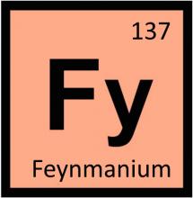 Тот, кто гасит свет. Фейнманий и глубины таблицы Менделеева - 1