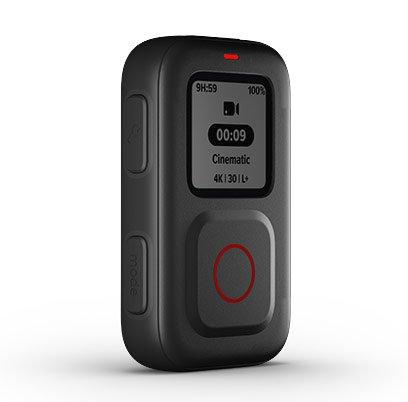 Пульт дистанционного управления The Remote может управлять пятью камерами GoPro одновременно