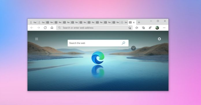 У Google Chrome такого нет: Microsoft Edge не даст случайно закрыть много вкладок