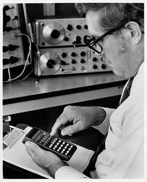 HP-35. История зарождения бытовой электроники - 2