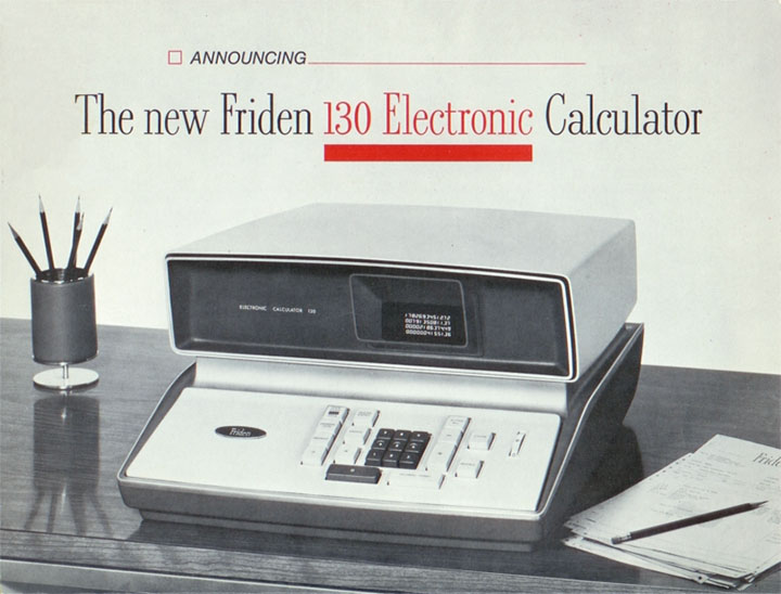 HP-35. История зарождения бытовой электроники - 6