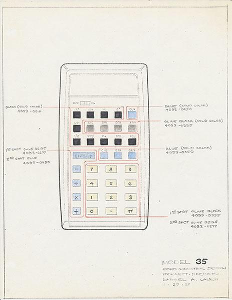 HP-35. История зарождения бытовой электроники - 9