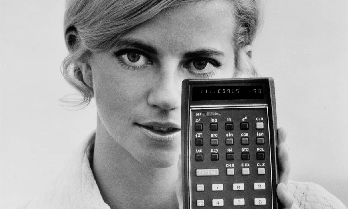 HP-35. История зарождения бытовой электроники - 1