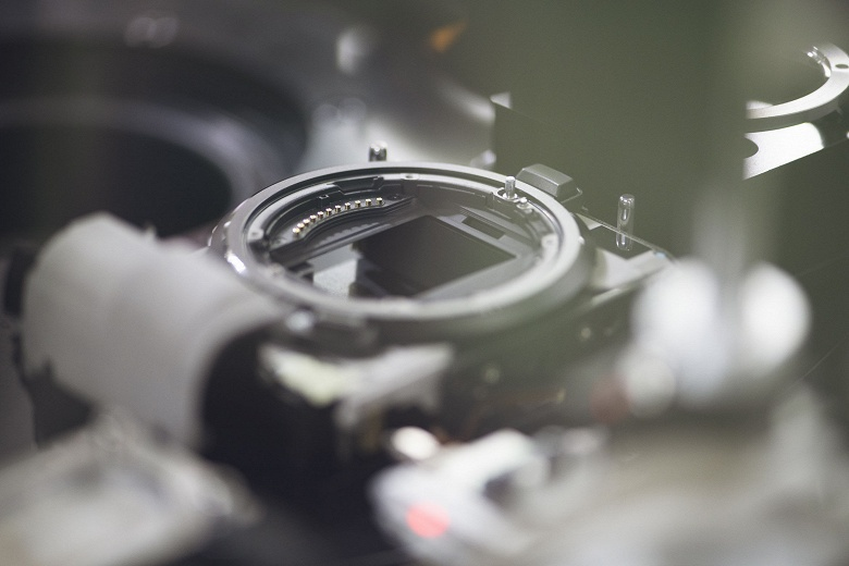 Nikon прекратит производство фотокамер в Японии