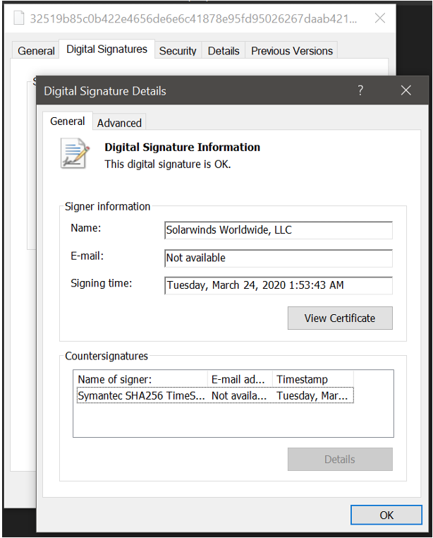 Хакеры SolarWinds размазали свои байты в HTTP-трафике через регулярные выражения - 1