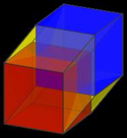 Четырёхмерный лабиринт с видом от первого лица - 4