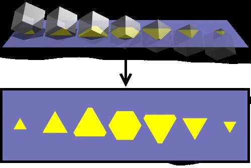 Четырёхмерный лабиринт с видом от первого лица - 1