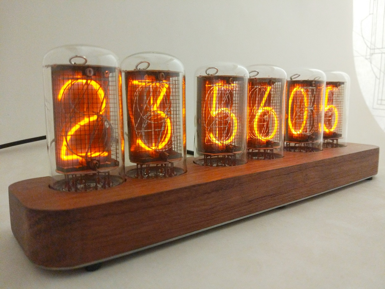 Ламповые часы Nixie clock своими руками - 1
