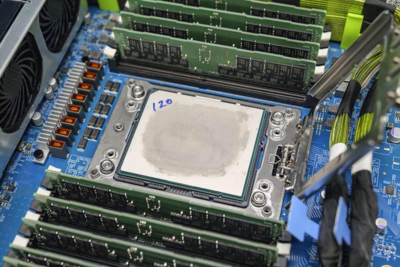 80-ядерные ARM-процессоры Ampere Altra протестировали: производительность на уровне AMD EPYC 7742 - 1