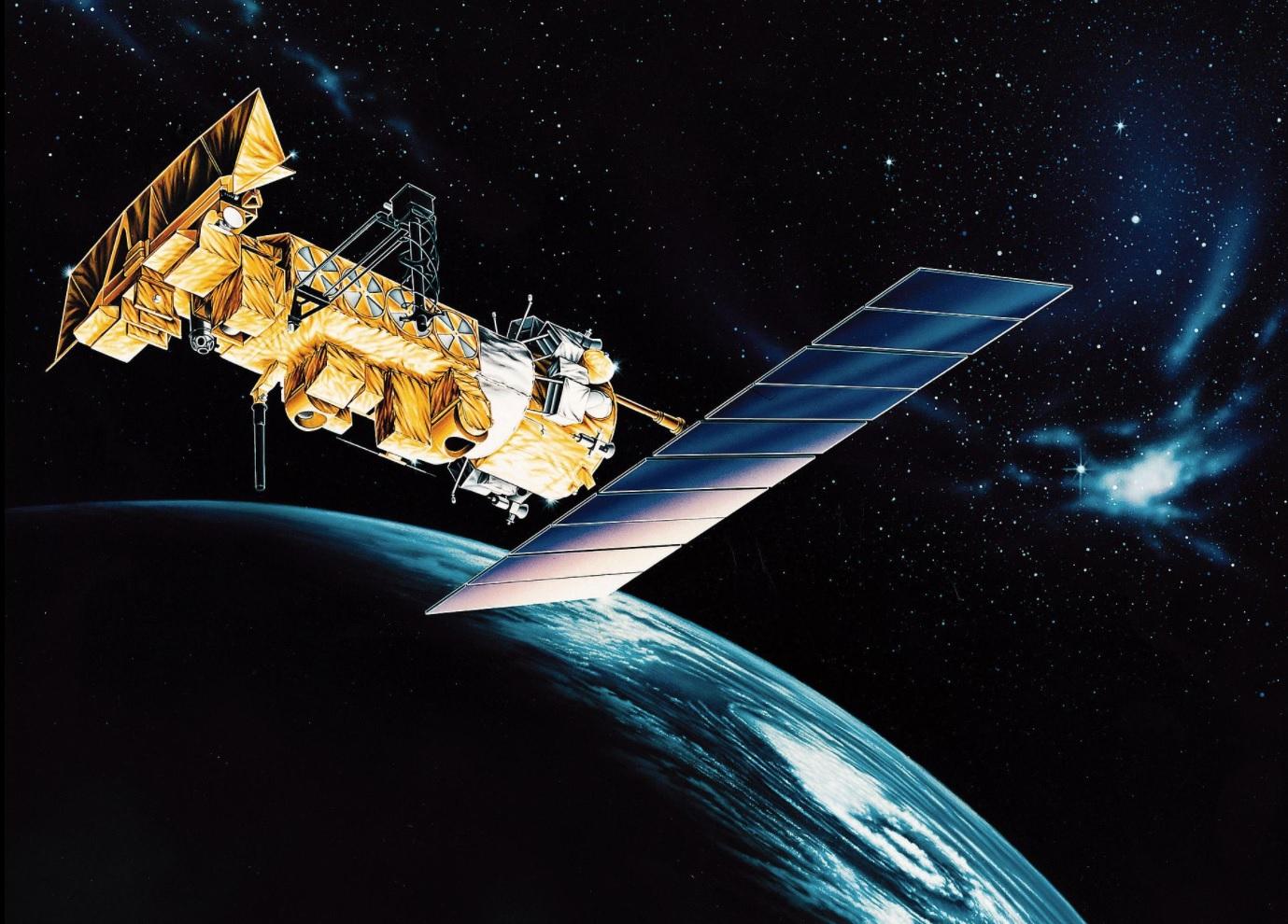Декодируем сигнал метеоспутника NOAA в 50 строчек кода - 1