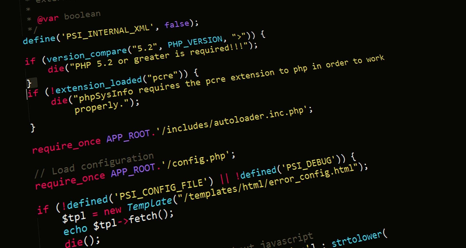 Ловушки для современного PHP - 1