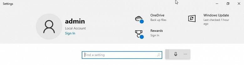 В Windows 10 тестируется новый способ взаимодействия c файлами и приложениями