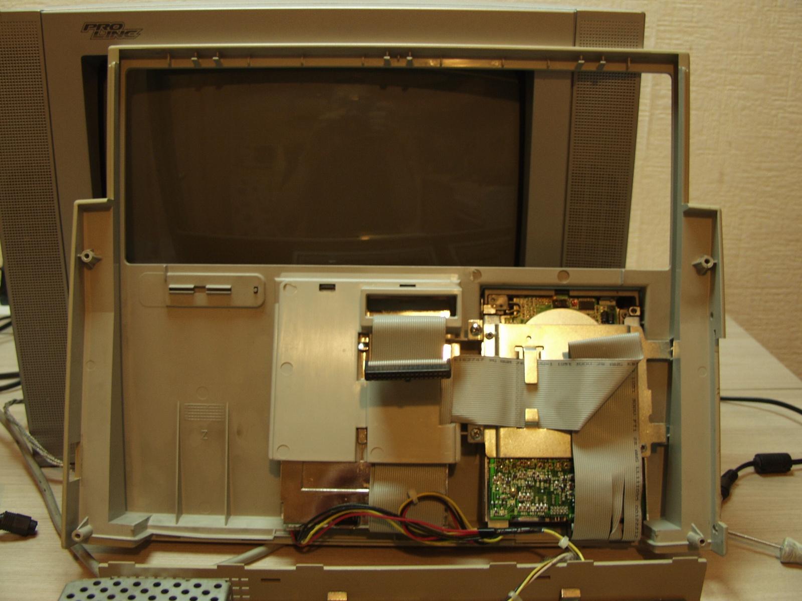 Итальянская IBM-PC Olivetti Prodest PC1 HD - 10