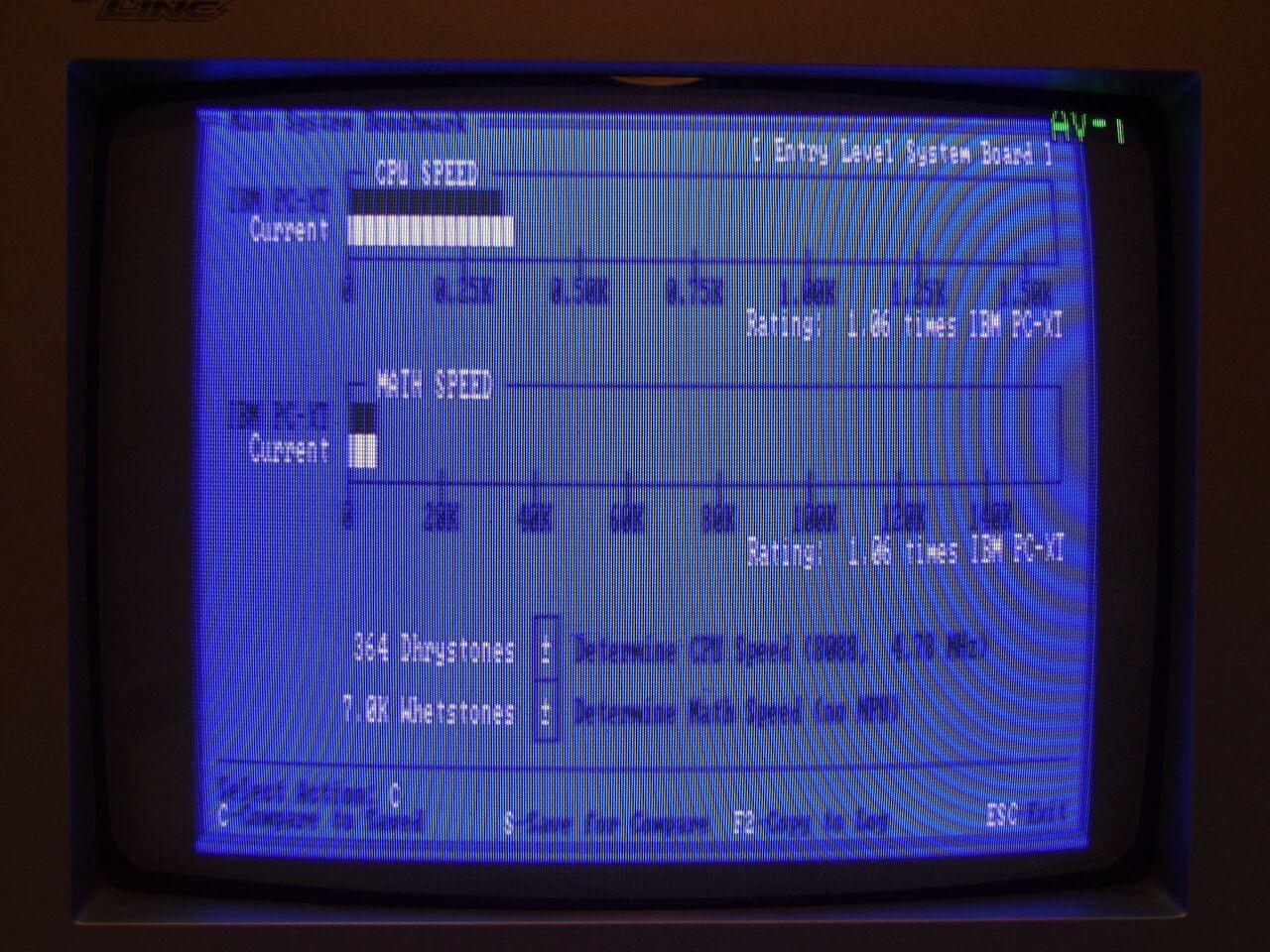 Итальянская IBM-PC Olivetti Prodest PC1 HD - 22