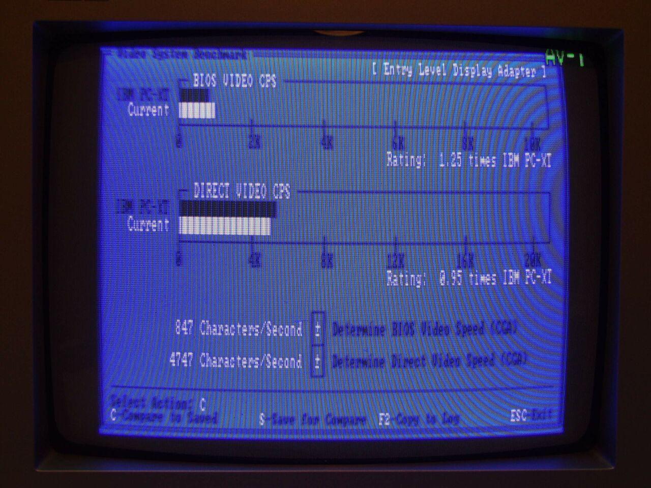 Итальянская IBM-PC Olivetti Prodest PC1 HD - 24