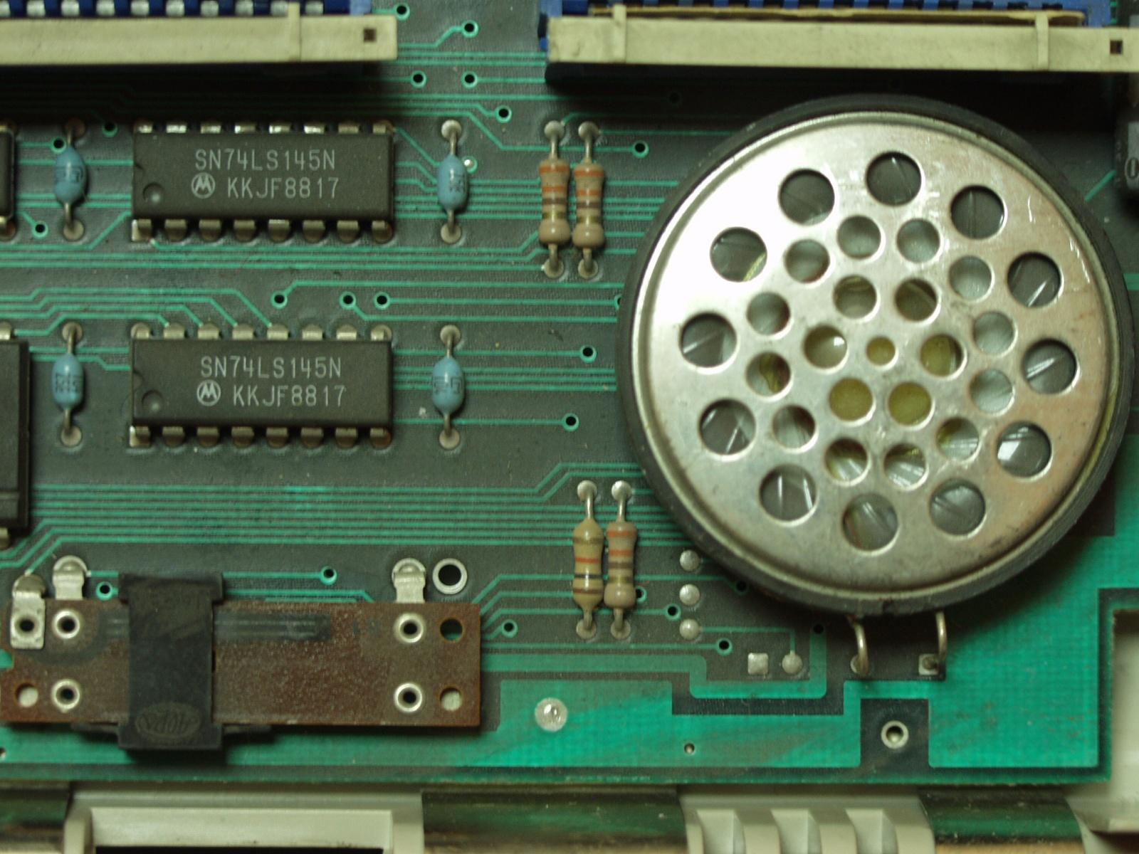 Итальянская IBM-PC Olivetti Prodest PC1 HD - 5