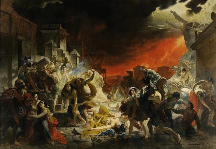 Прискус против Веруса — самый известный бой гладиаторов в истории - 2
