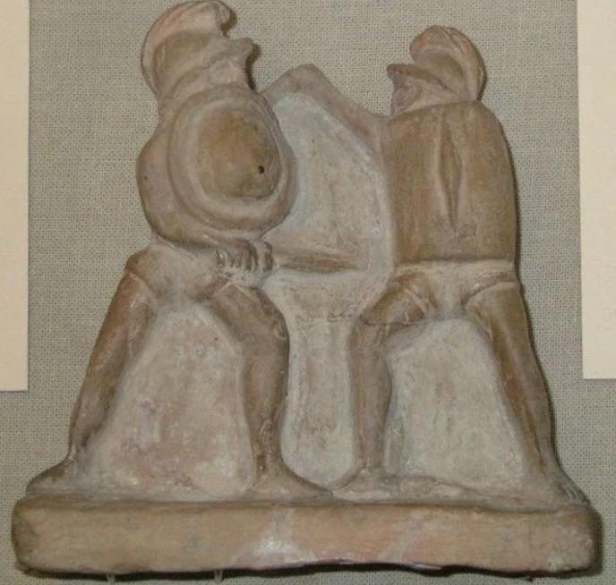 Прискус против Веруса — самый известный бой гладиаторов в истории - 5