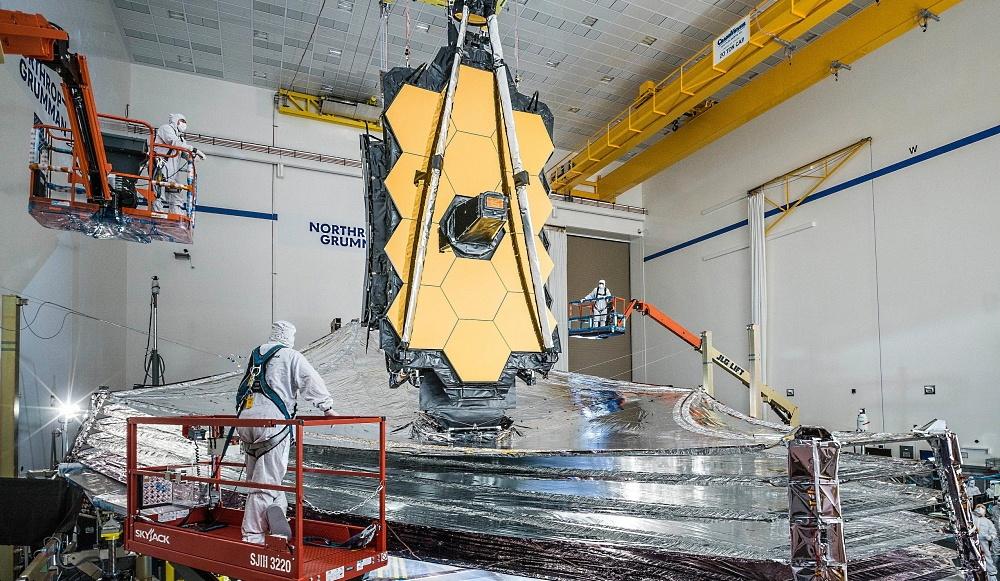 Космический 2021: Орбитальные станции и долгожданные миссии - 1