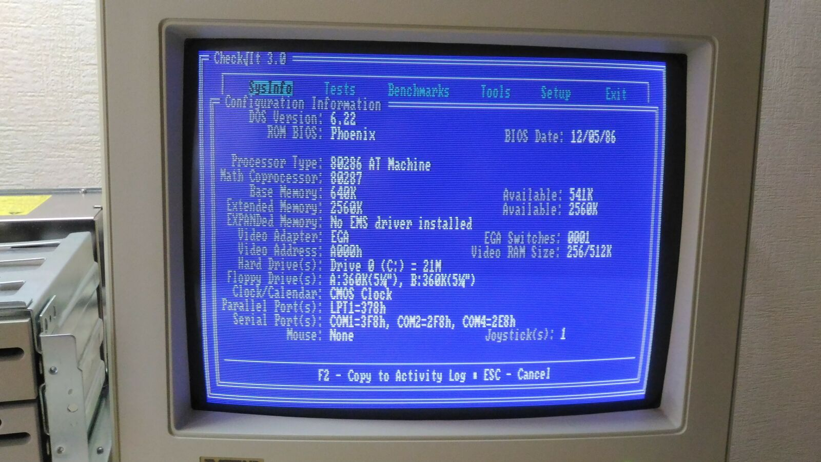 IBM PC-AT - 25