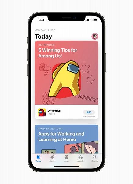 Денежная «магия» Apple. За первый день 2021 года пользователи потратили в App Store 540 млн долларов