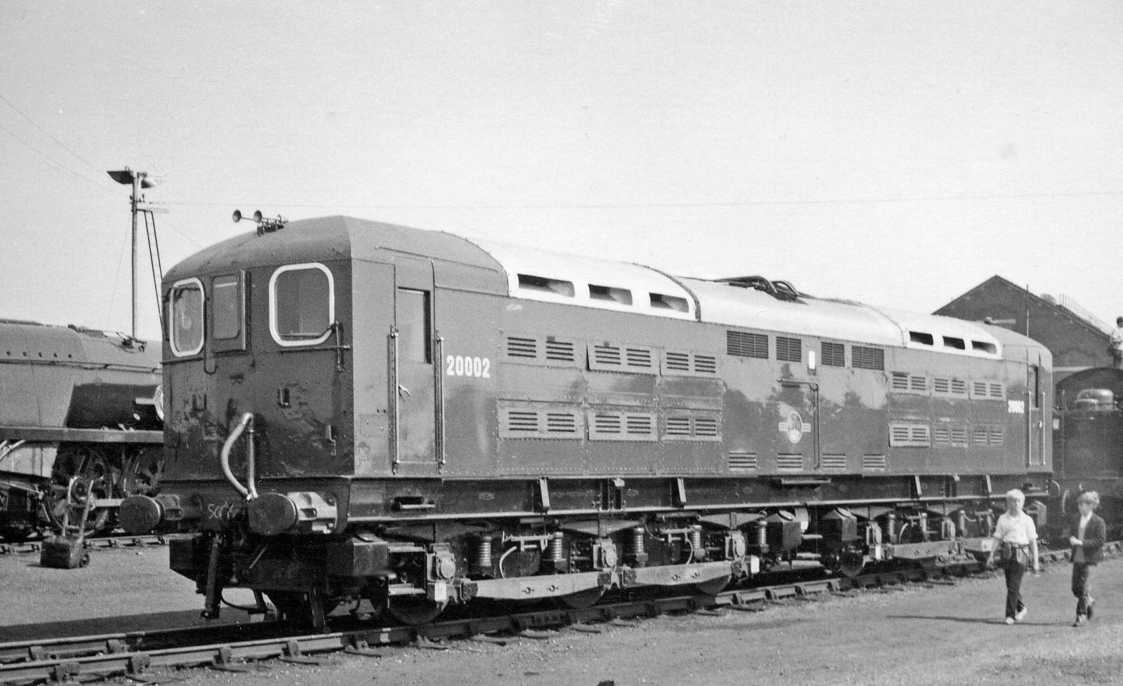 British Rail Class 70